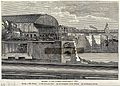 Section of the Thames embankment in 1867; the position of th Wellcome V0020255.jpg