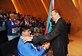 Seeing-off ceremony for Azerbaijani sportsmen to represent the country at the London 2012 Summer Olympic Games 10.jpg