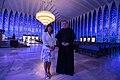 Segunda-dama Karen Pence visita Santurário Dom Bosco (43049530671).jpg