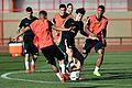 Seleção olímpica masculina de futebol faz primeiro treino em Brasília (28629318071).jpg