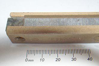 Metal rectifier - High-voltage selenium rectifier