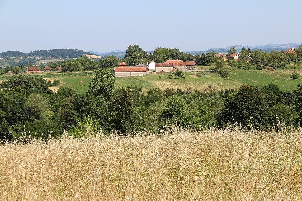 Selo Klinci - opština Valjevo - zapadna Srbija - Panorama 30