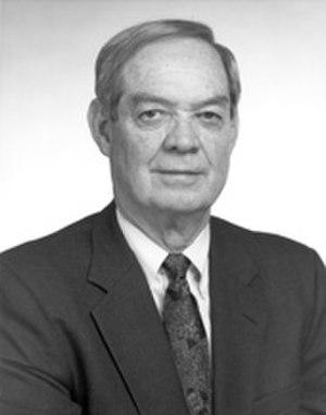 Harlan Mathews - Image: Senator Harlan Mathews (D TN)