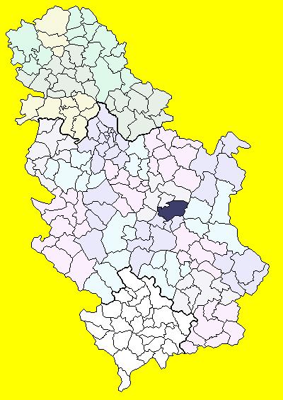 Serbia Paraćin