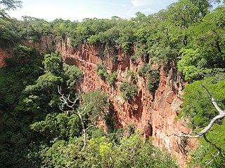 Serra da Bodoquena National Park