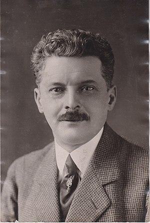 Louis Serre (politician) - Louis Serre