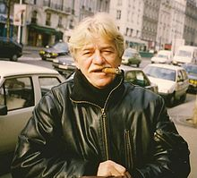 L'actor estatounitense Seymour Cassel en 1995.