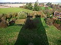 Shadow of Orford Castle 11.02 am - geograph.org.uk - 1755860.jpg