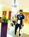 Shaheel at the FA Coaching conference.jpg