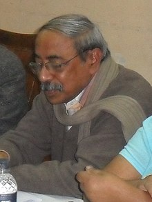 Shahriar Kabir at press conference in press club.JPG
