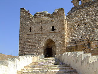 Shaizar - The fortress of Shaizar