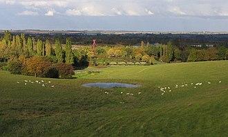 Milton Keynes Parks Trust - Campbell Park, Central Milton Keynes