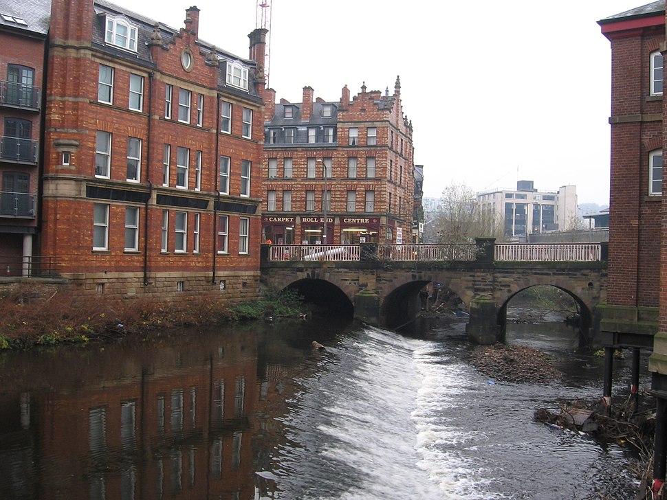 Sheffield - Lady's Bridge