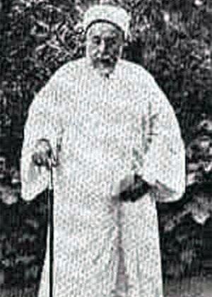 Abd Al-Rahman Al-Gillani - Image: Sheikhgillani