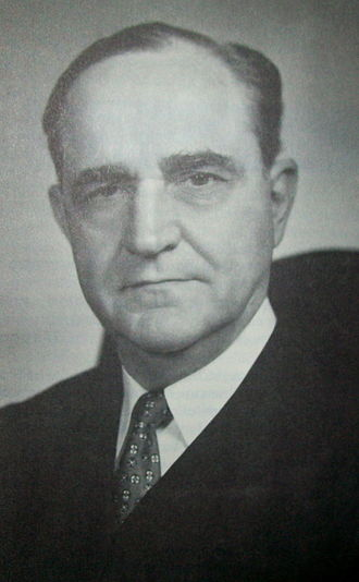 Sherman Minton - Image: Sherman Minton's official United States Supreme Court photograph
