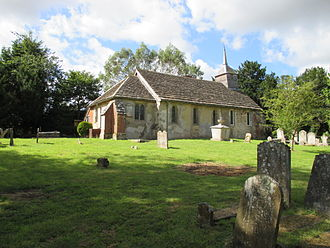 Shermanbury - Image: Shermanbury churchyard