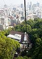 Shin-Kōbe Ropeway, city view.jpg