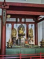Shingon Buddhist temple altar Japan late 19th century CE Penn Museum.jpg