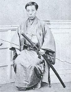 Takasugi Shinsaku samurai