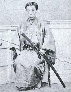 Takasugi Shinsaku Japanese samurai