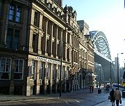 Side - Tyne Bridge