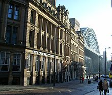 Tyne Bridge - Wikipedia, the free encyclopedia
