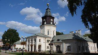 Masovian Voivodeship - Siedlce is part of historical Lesser Poland