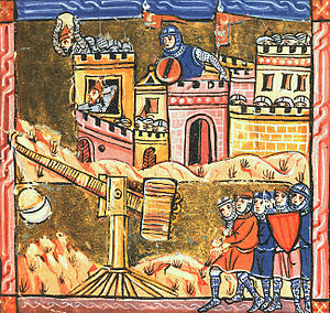 Third Crusade - Image: Siege of Acre