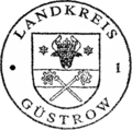 Siegel des Landkreises Güstrow.png