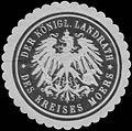 Siegelmarke Der K. Landrath des Kreises Moers W0382043.jpg