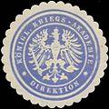 Siegelmarke K. Kriegs-Akademie Direktion W0360570.jpg