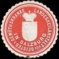 Siegelmarke Landesheilanstalt für Geistes und Gemüthskranke in Salzburg W0321128.jpg