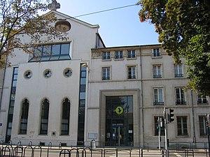 Lycée Notre-Dame Saint-Sigisbert - Image: Sigis