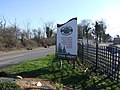 Sign outside Foundry Nurseries and Garden Centre - geograph.org.uk - 358421.jpg