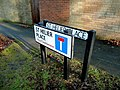 Sign overkill - geograph.org.uk - 1713143.jpg