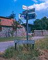 SignpostAtCopysGreenWighton(RonStrutt)Jun1999.jpg