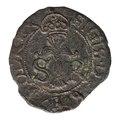 Silvermynt halvt öre, 1597 - Skoklosters slott - 109208.tif