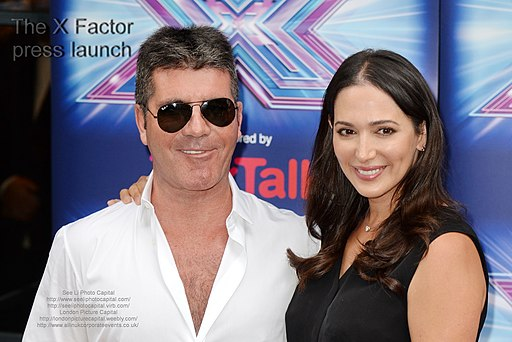 Simon Cowell The X Factor - press launch 2014