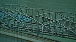 Singapore Helix Bridge viewed from Singapore Flyer 6.jpg