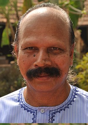 Kerala Sahitya Akademi Award for Children's Literature - Image: Sippy Pallipuram DSC 0057