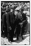 Sir Herbert Samuel and Winston Churchill at tree planting ceremony, on site of Hebrew University, Mount Scopus, Jerusalem LOC matpc.04699.jpg