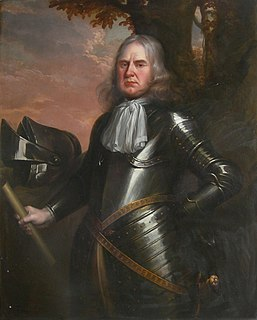 Ralph Knight English soldier and politician