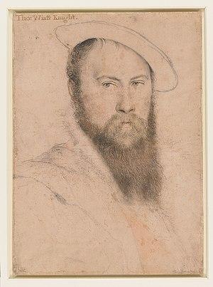 Wyatt, Thomas, Sir (1503?-1542)