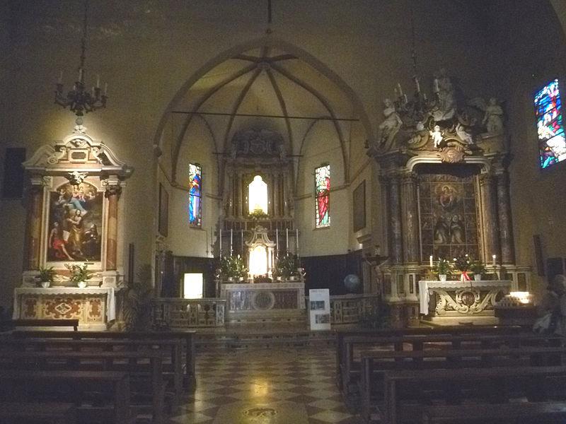 Santa Maria Maggiore Church, Lake Garda