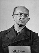 Franz Six -  Bild