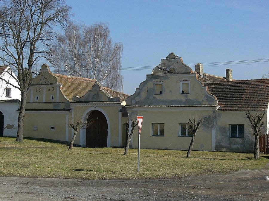 Skály (Písek District)