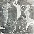 Sketch for 'The dawning', by Arthur B. Davies.jpg