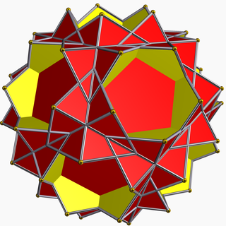 Small stellated truncated dodecahedron