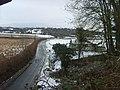 Snowy Penstone Lane - geograph.org.uk - 1690351.jpg