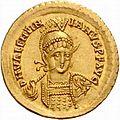 Solidus Valentinian III Constantinople (obverse).jpg